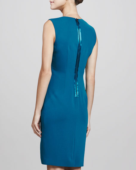 Enya Slim Sheath Dress