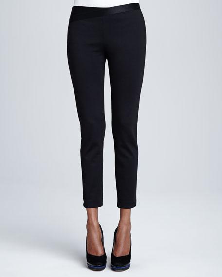 Ramana Cropped Jersey Pants