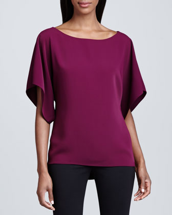 Farrell Short-Sleeve Tunic