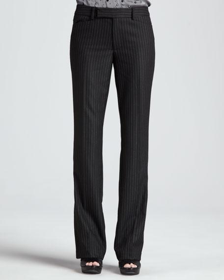 Marrakech Pinstripe Suit Pants