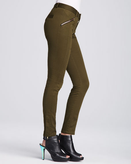 Orbit Zip-Pocket Pants