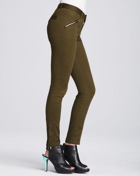 Orbit Zip-Pocket Pants