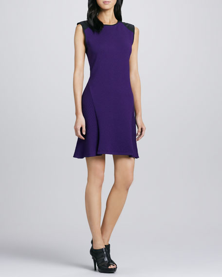 Night Launch Knit Dress