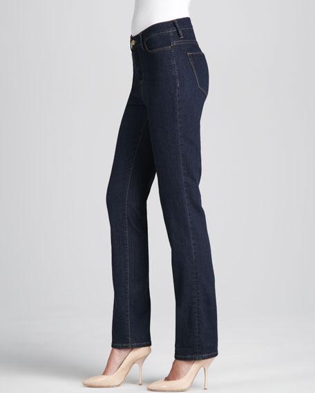 Madison Westminster Straight-Leg Jeans