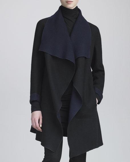 Reversible Cascading Coat