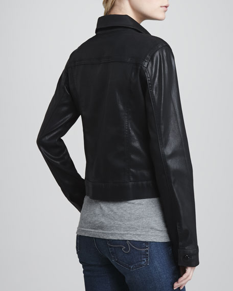 Classic Coated Jacket