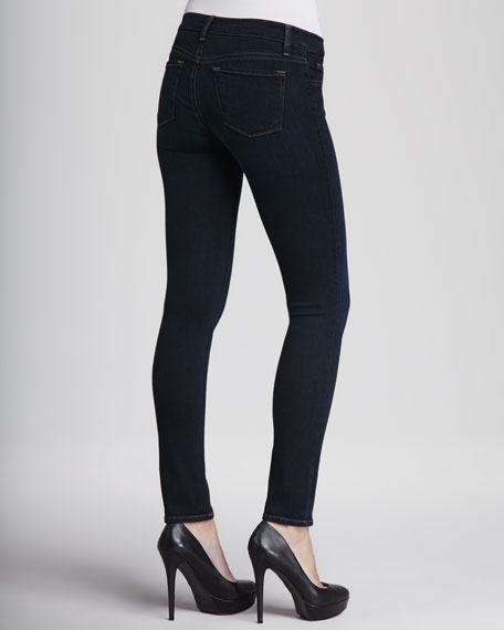 811 Eminence Mid-Rise Skinny Jeans