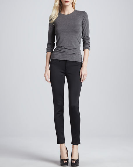 815 Mid-Rise Super Skinny Scuba Jeans, Odyssey