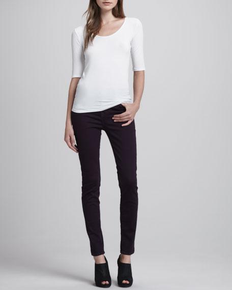 Maria High-Rise Skinny Jeans, Jaipur