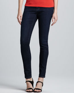 Eileen Fisher Organic Soft Stretch Skinny Jeans