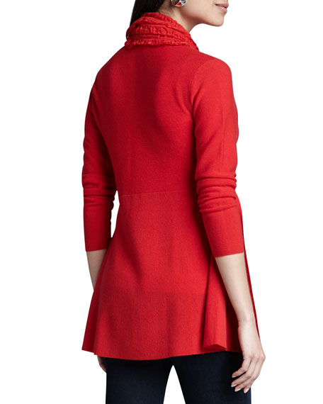Merino Links Cardigan, Women's