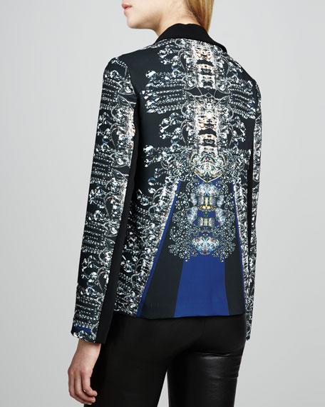 Russian Enamel Printed Jacket
