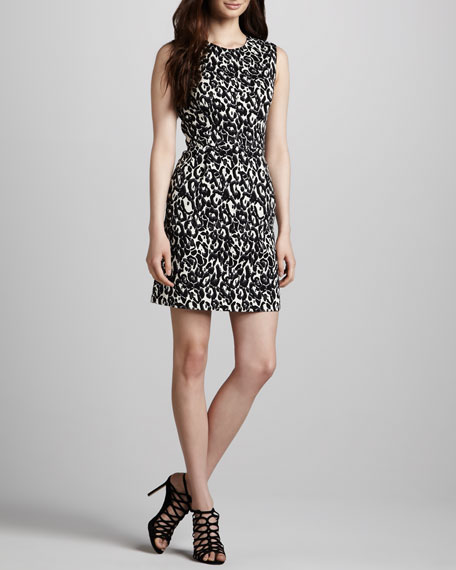Coco Printed Dress