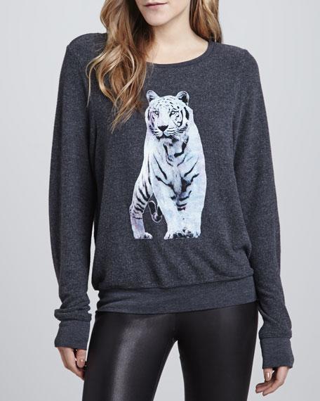 Shine Bright Like a Tiger Sweatshirt (Stylist Pick!)