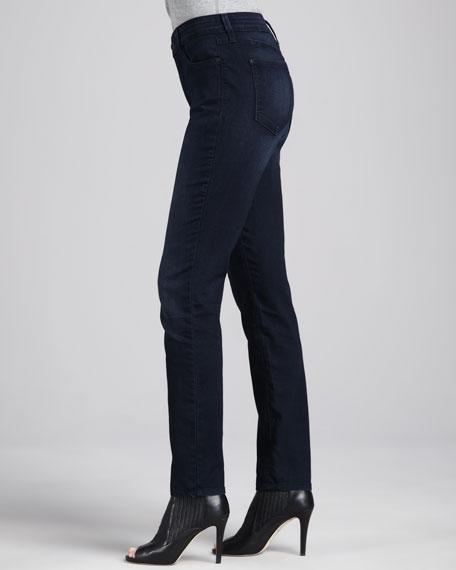 Sheri Skinny Tennessee Cove Dark Jeans, Petite