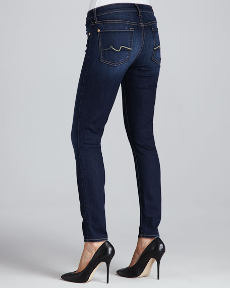 The Skinny Cropped Jeans