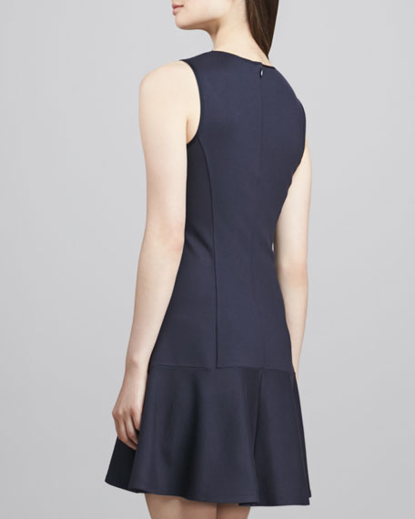 Nikay Sleeveless Ponte Dress