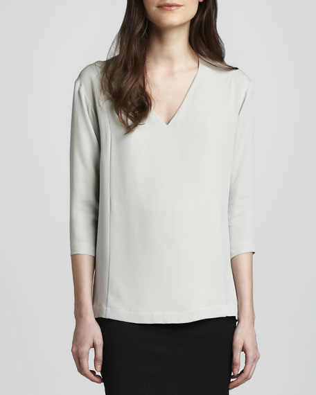 Madlan V-Neck Blouse