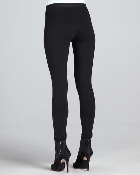 Janet Skinny Pants, Black