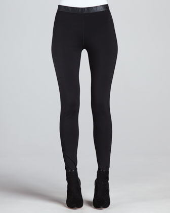 Janet Skinny Pants, Black
