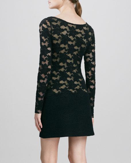 Duchess of the Moor Long-Sleeve Dress