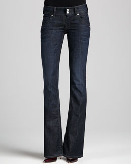 Hudson Signature Savage Boot-Cut Jeans