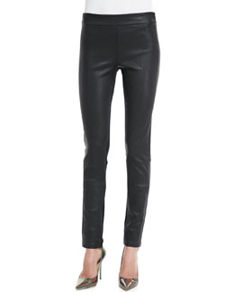 10 Crosby Derek Lam Mix-Fabric Leggings