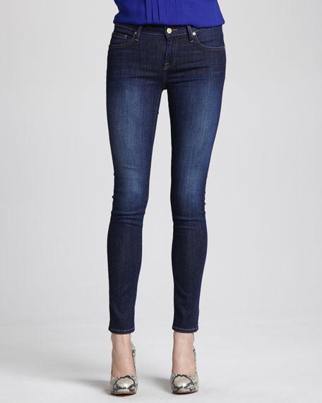 Mid-Rise Skinny Jeans, Ravine