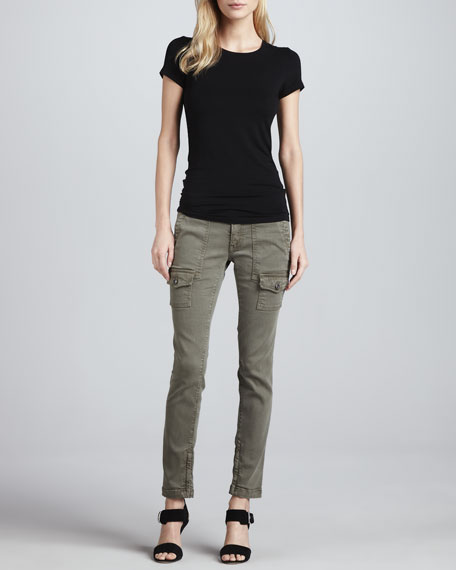 Image 2 of 4: So Real Skinny Fatigue Jeans