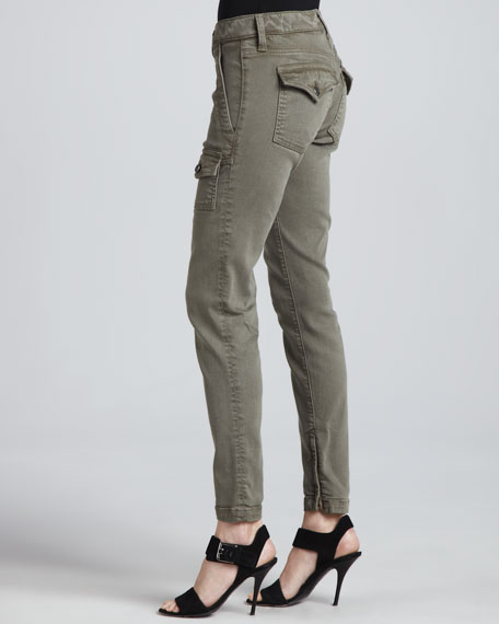 Image 3 of 4: So Real Skinny Fatigue Jeans
