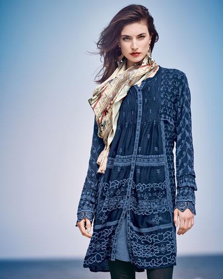 Asheena Long Tunic/Jacket