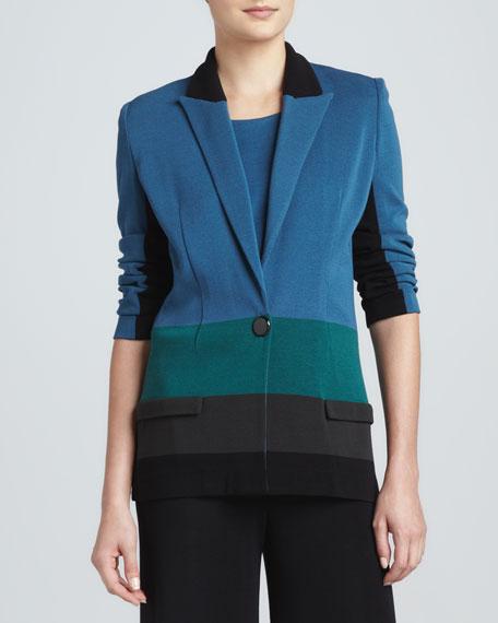 Janice Colorblock Jacket, Women's