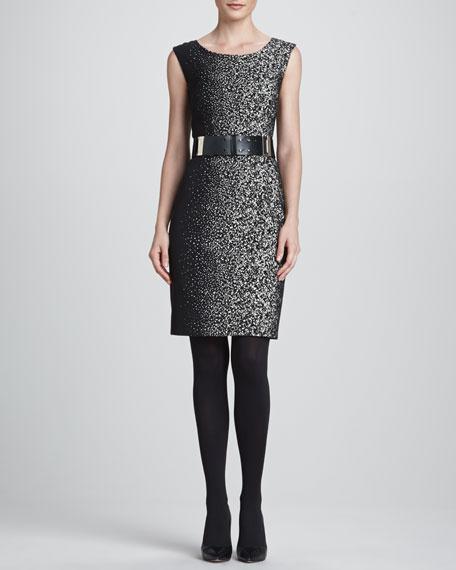 Nouveau Epid Jacquard Dress