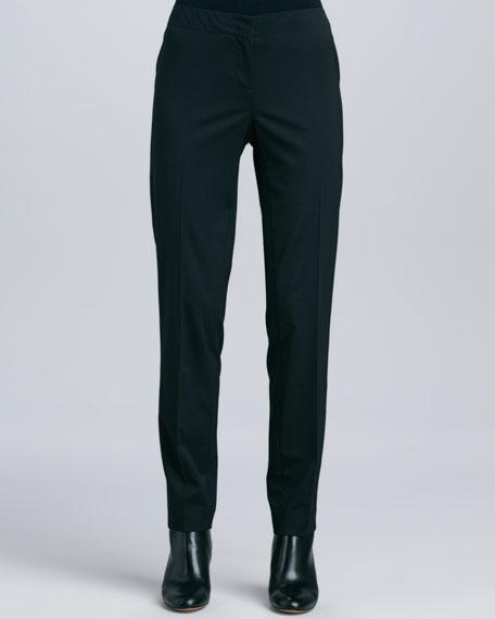 Stanton Straight-Leg Pants