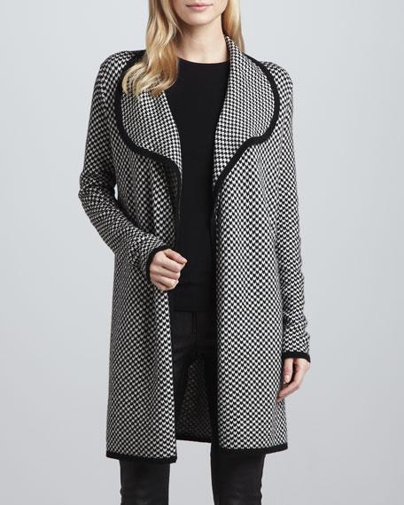 Yanet Long Tweed Sweater