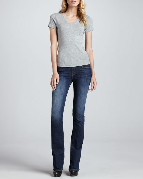 Baby-Boot-Cut Jeans