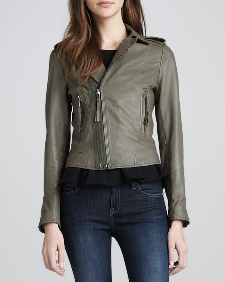 Ailey Motorcycle Jacket