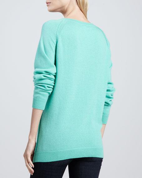 Kellyann Long Cashmere Sweater