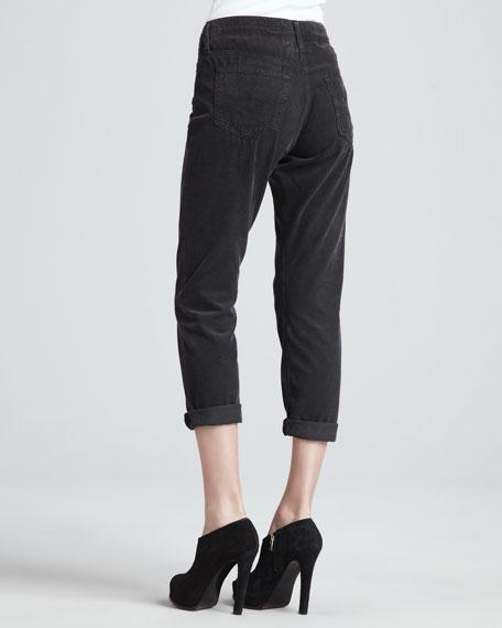Beau Slouchy Skinny Corduroy Jeans