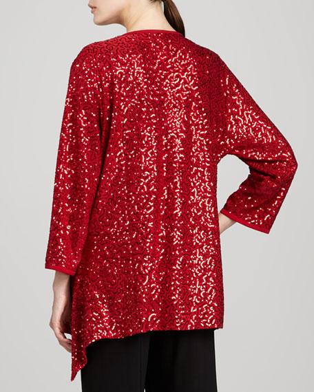 Sequined Jacket, Women's