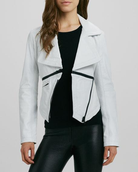 Mind's Eye Leather Jacket
