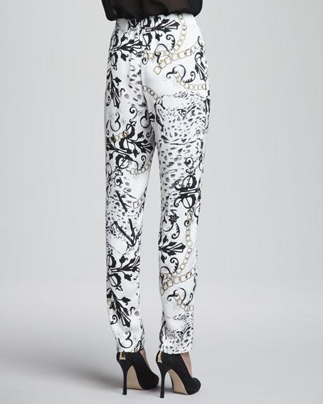 Yolanda Skinny Trousers