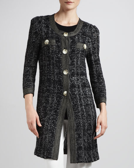 Long Sweater-Coat, Women's