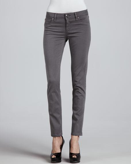Angel Belfast Cropped Skinny Jeans