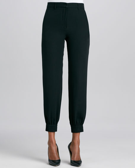 Chatillez Banded-Cuff Pants