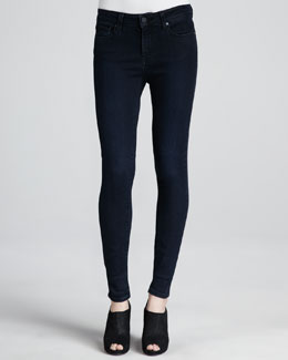 Paige Denim Verdugo Ultra-Skinny Jeans, Brienne