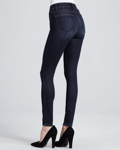 Skyline Ankle Peg Voyage Destroyed Skinny Jeans