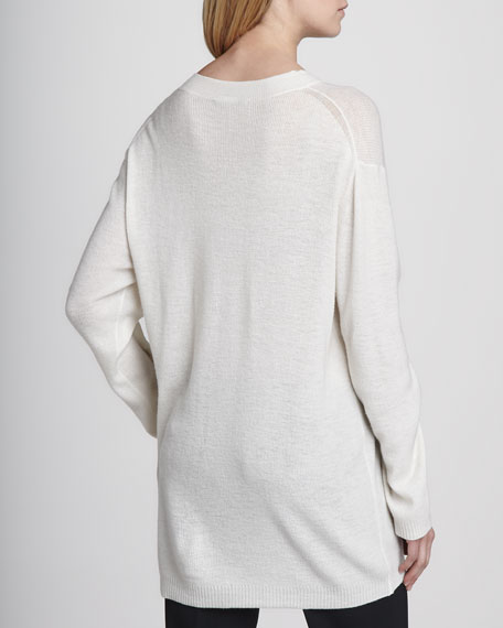 Kiho Oversize Knit Sweater