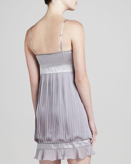 Empire-Waist Bubble Dress