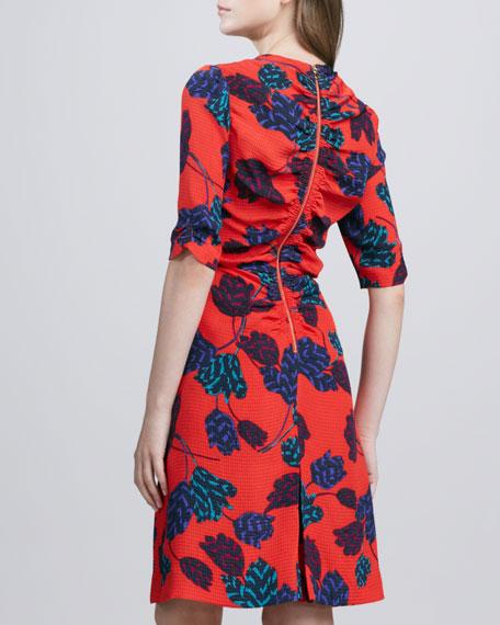 Mareika Floral-Print Dress